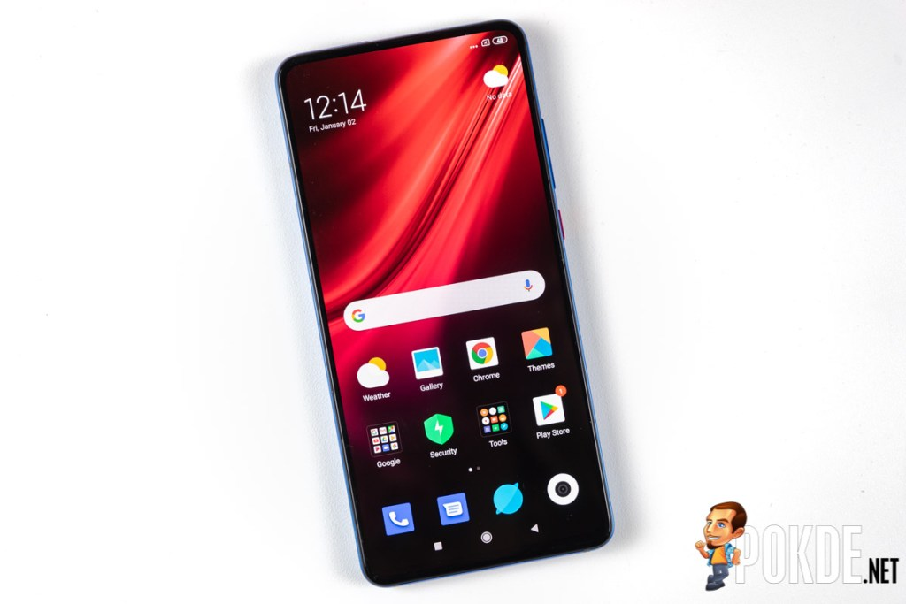 xiaomi mi 9t pro google phone and messages