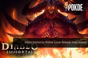 Diablo Immortal Mobile Game Release Date Leaked