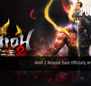 Nioh 2 Release Date Officially Announced - It's Sooner Than You Think