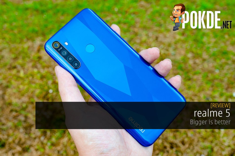 realme 5 Review — bigger is better 23