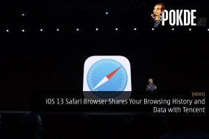 iOS 13 Safari Browser Shares Your Browsing History and Data with Tencent
