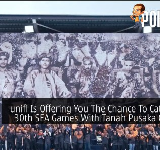 unifi Is Offering You The Chance To Catch The 30th SEA Games With Tanah Pusaka Contest 20