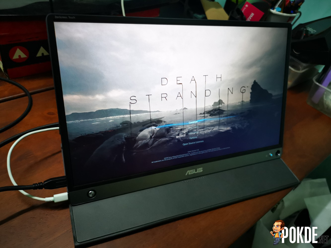 ASUS ZenScreen Touch MB16AMT Portable Monitor Review - Portable Productivity Powerhouse 40
