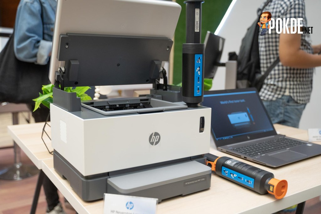 Hp Neverstop Laser Printer