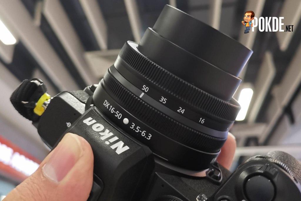Nikon Z 50 + NIKKOR Z DX 16-50mm f/3.5-6.3 VR