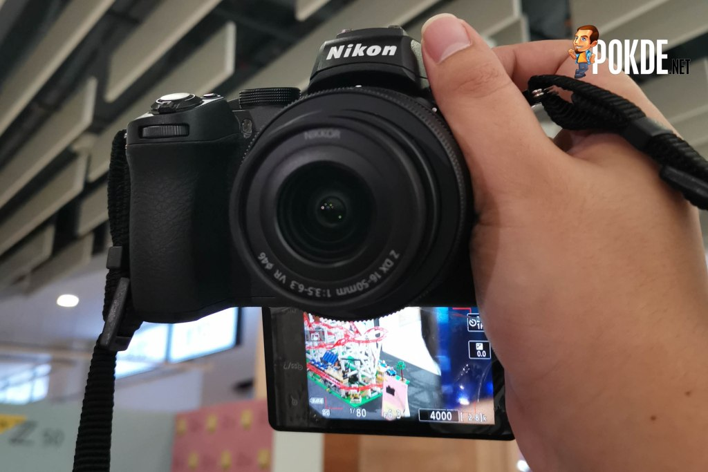 Nikon Z 50 quick hands on! Solid entry to Z system! 21