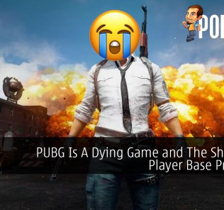 PUBG Is A Dying Game and The Shrinking Player Base Proves It