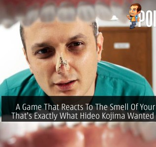 A Game That Reacts To The Smell Of Your Breath? That's Exactly What Hideo Kojima Wanted To Make 29