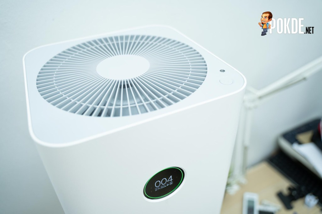 Mi Air Purifier Pro, the ultimate home air purifier 47