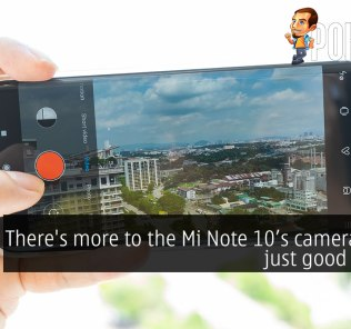 There's more to the Mi Note 10's cameras than just good photos 34