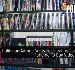 Politician Admits Guilty For Stealing Campaign Funding To Buy Video Games 27