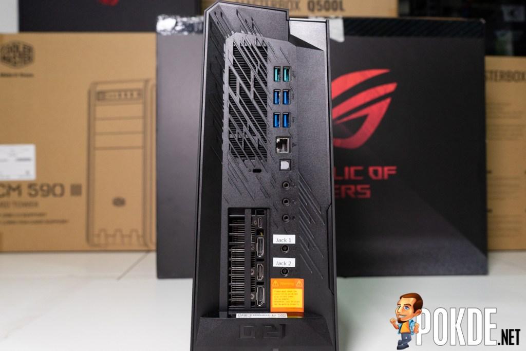 ASUS ROG Huracan (G21CX) Review — redefining gaming desktops 41