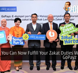 You Can Now Fulfill Your Zakat Duties With The GoPayz Ewallet 24