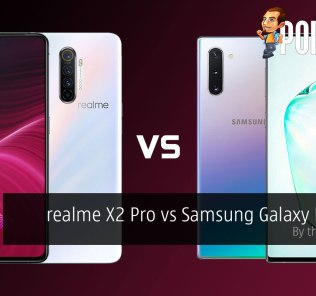 realme X2 Pro vs Samsung Galaxy Note10 — by the numbers 26