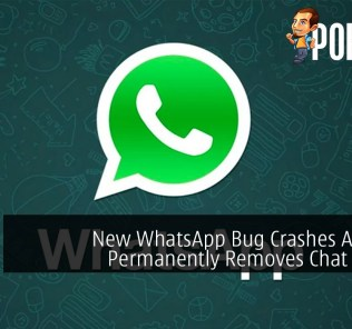 New WhatsApp Bug Crashes App and Permanently Removes Chat History