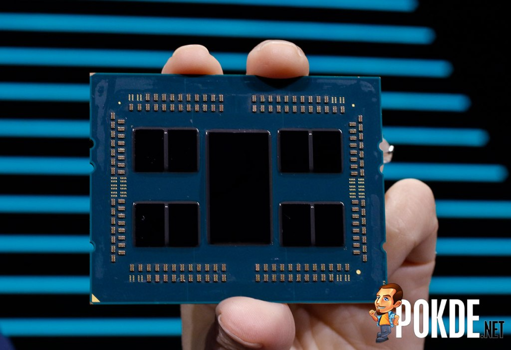 CES 2020: AMD Ryzen Threadripper 3990X to be on shelves from 7th February 26