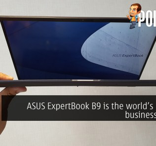 ASUS ExpertBook B9 is the world's lightest business laptop 28