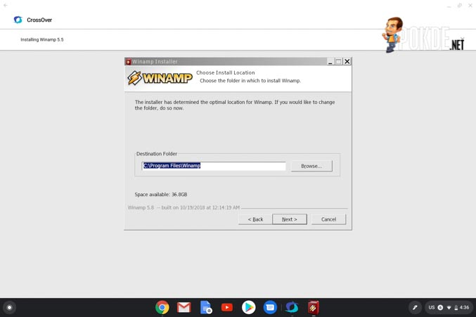 Run Windows apps on a Chromebook in 3 simple steps 26