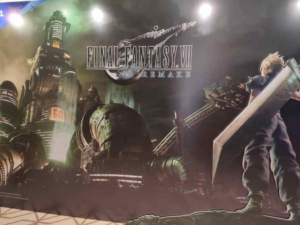Final Fantasy VII Remake Hands-on Demo Experience 26