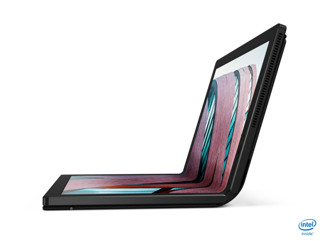 CES 2020: Lenovo's Latest Offerings Including The World's First Foldable PC 26