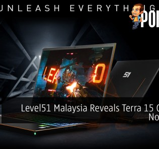 Level51 Malaysia Reveals Terra 15 Gaming Notebook 56