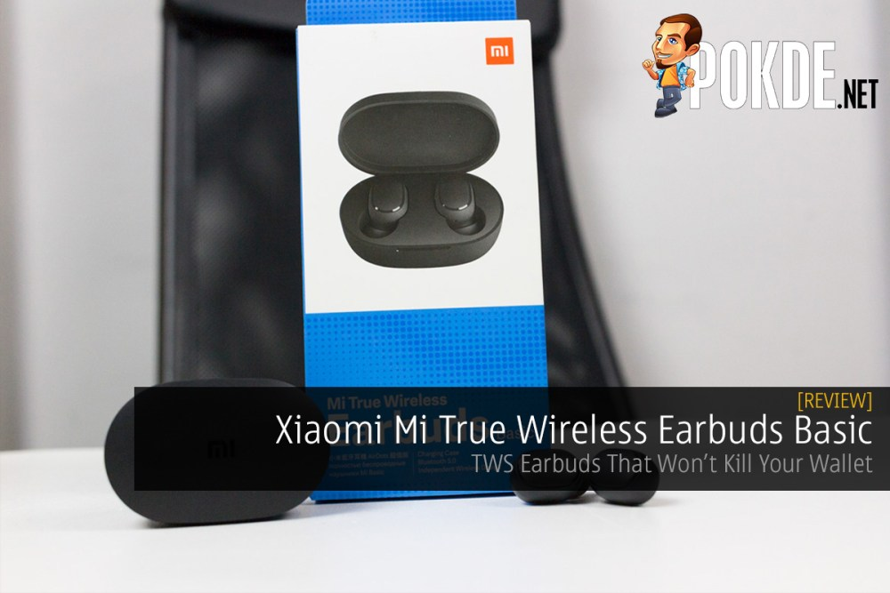 Xiaomi Mi True Wireless Earbuds Basic Review — TWS Earbuds That Won't Kill Your Wallet 34