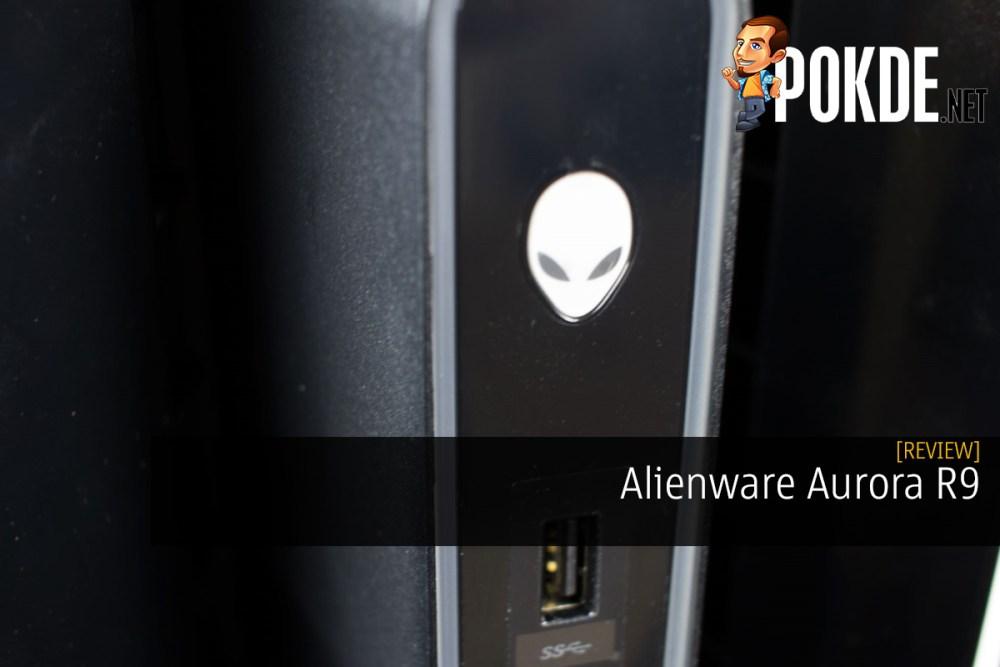 Alienware Aurora R9 Gaming Desktop Review