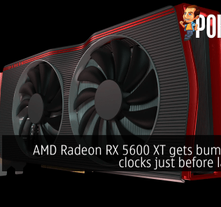AMD Radeon RX 5600 XT gets bumped up clocks just before launch? 38