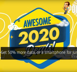 Get 50% more data, or a smartphone for just RM29! It's your choice! 36
