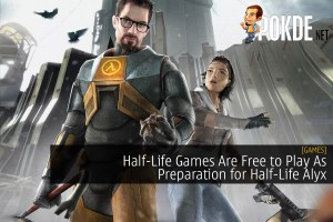 Half-Life Games Are Free to Play As Preparation for Half-Life Alyx