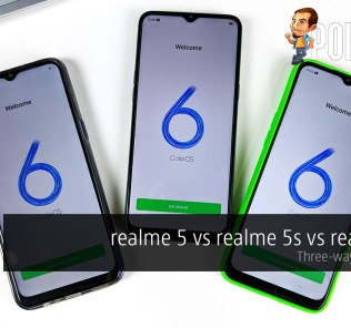 realme 5 vs realme 5s vs realme 5i — three-way shootout! 30