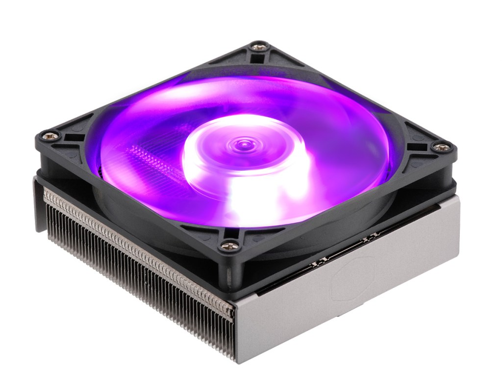 Cooler Master Low-profile CPU Cooler MasterAir G200P Now Available At RM159 25