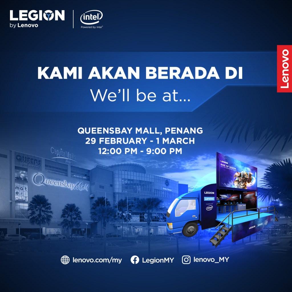 Lenovo Legion Battlecruiser Returns To More Locations Around Malaysia 23