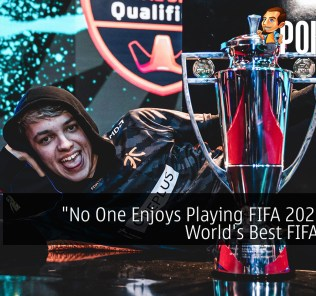 """No One Enjoys Playing FIFA 2020"" Says World's Best FIFA Player 32"