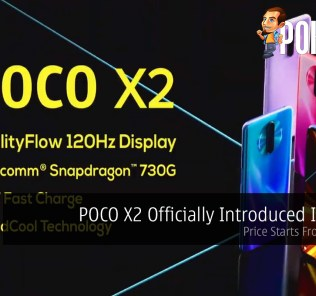 POCO X2 Officially Introduced In India — Price Starts From ~RM925 25