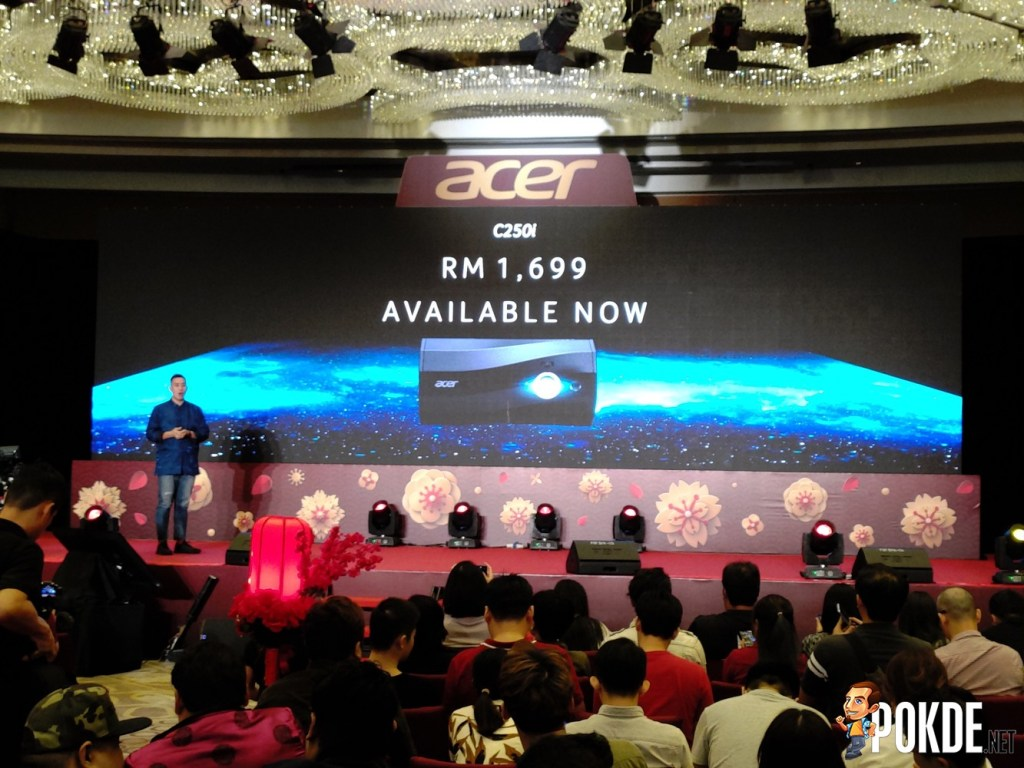 Acer C250i is a Handy Portable LED Projector And It's Here in Malaysia 27