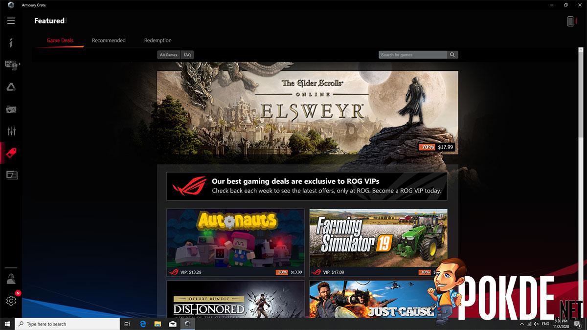 ASUS ROG Huracan (G21CX) Review — redefining gaming desktops 47