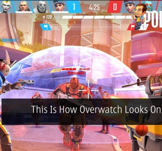 This Is How Overwatch Looks On Mobile 34