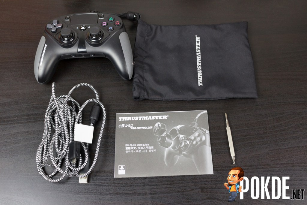 Thrustmaster eSwap Pro Controller Review — Your Controller, Your Style 21