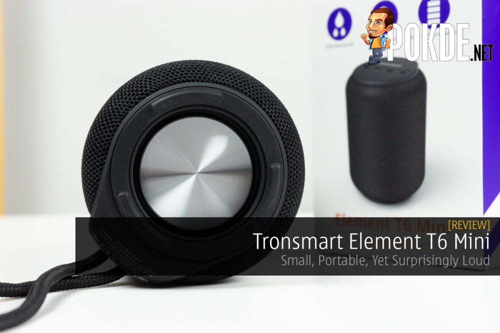 Tronsmart Element T6 Mini Review — Small, Portable, Yet Surprisingly Loud 17