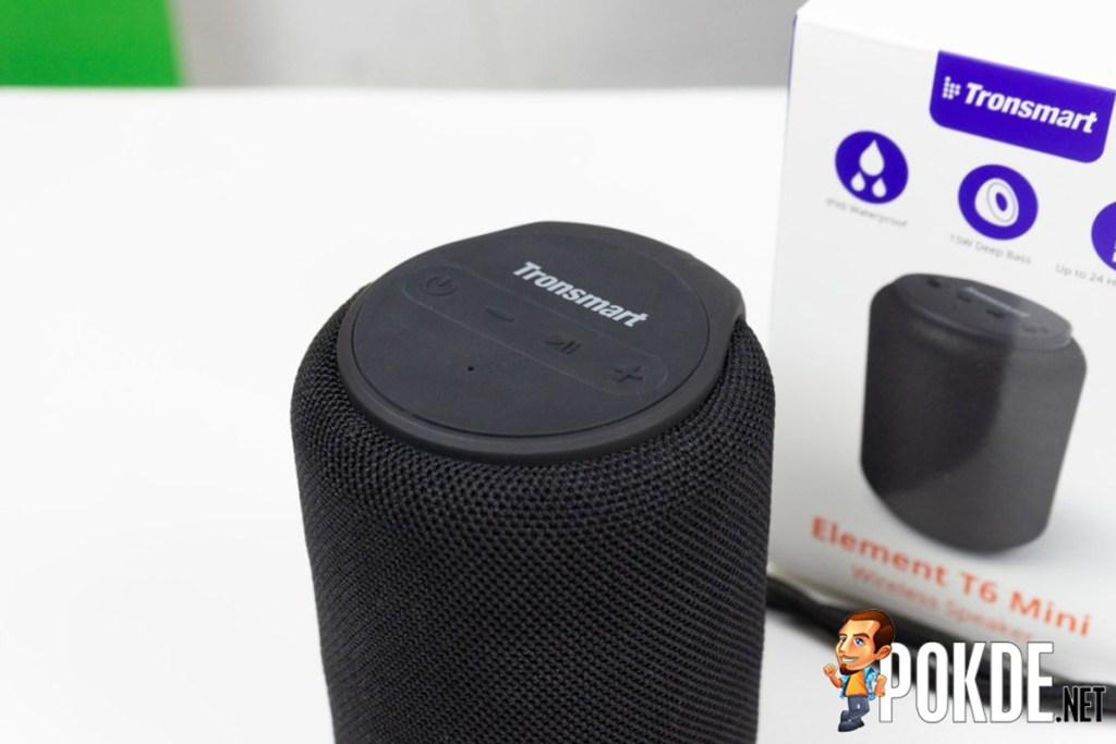 Tronsmart Element T6 Mini Review — Small, Portable, Yet Surprisingly Loud 19
