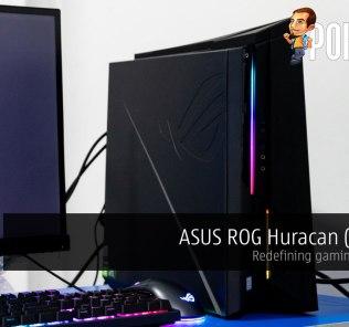 ASUS ROG Huracan (G21CX) Review — redefining gaming desktops 28