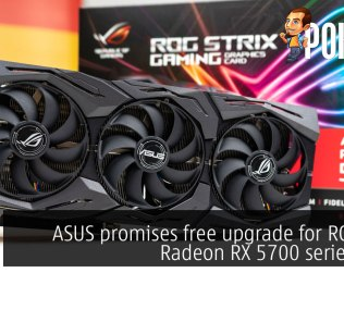 ASUS promises free upgrade for ROG Strix Radeon RX 5700 series users 27
