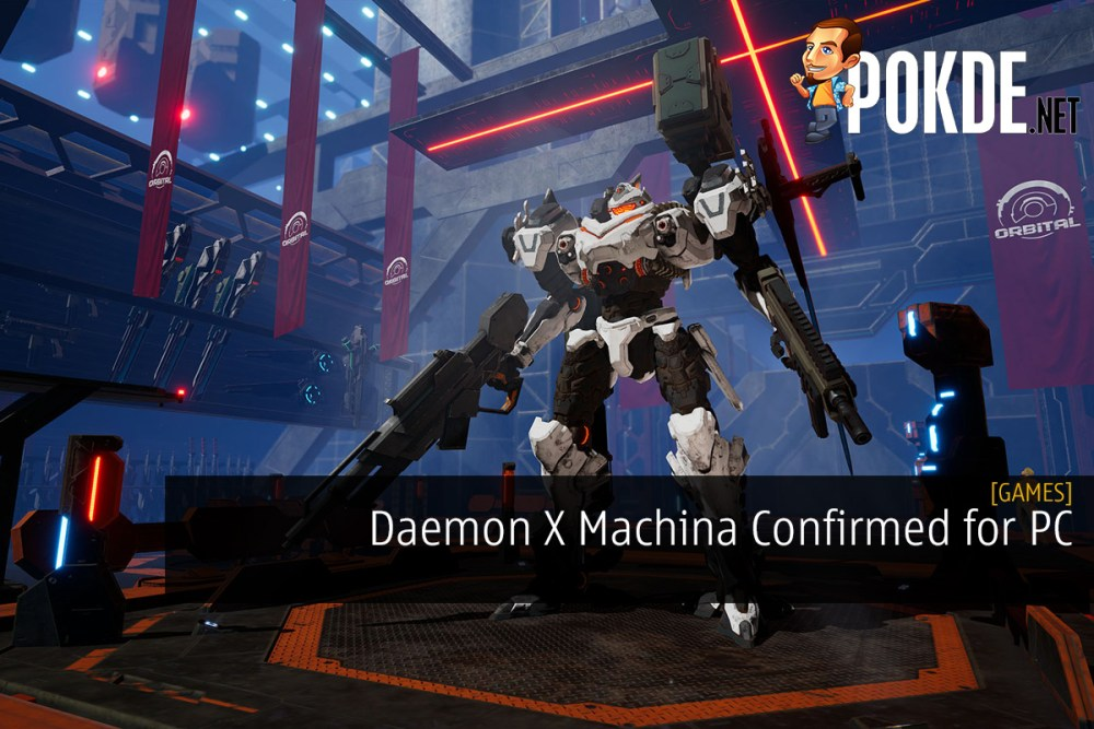 Nintendo Switch Exclusive Daemon X Machina Confirmed for PC