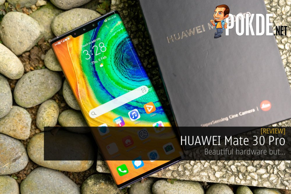 HUAWEI Mate 30 Pro Review — beautiful hardware but... 26