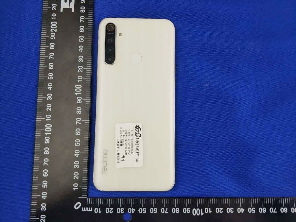 realme 6i leaks appear online with USB-C and fast charging 24