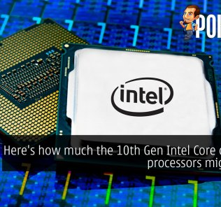 Here's how much the 10th Gen Intel Core desktop processors might cost 29