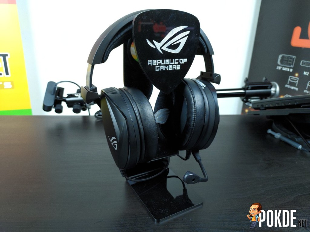 ASUS ROG Theta Electret Gaming Headset Review - When Clarity is Key