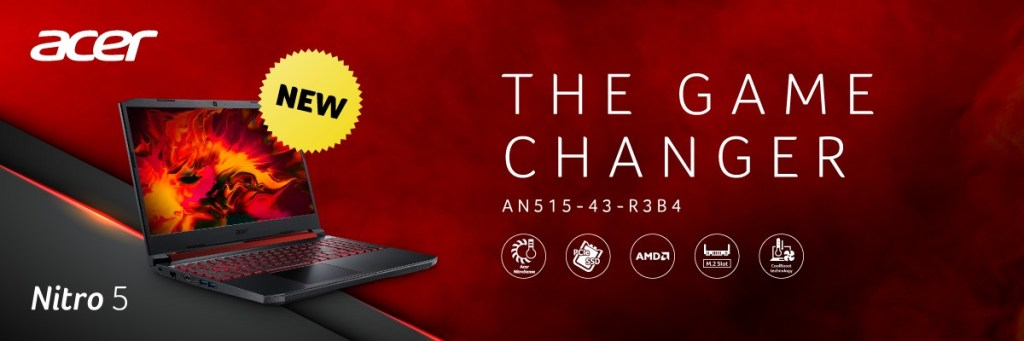 Acer Nitro 5 Now Available at an Affordable Price - Powered by AMD Ryzen and NVIDIA Graphics 27