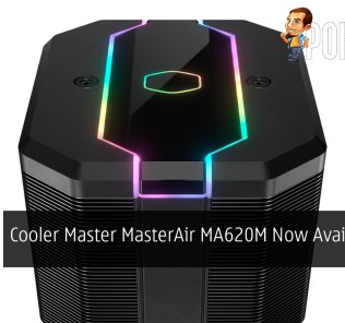 Cooler Master MasterAir MA620M Now Available At RM399 44
